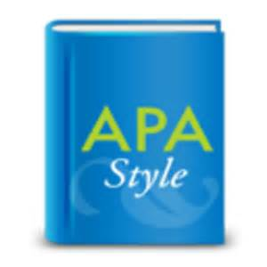 Apa style format essay