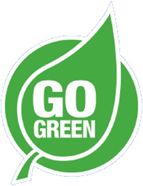 Go Green Campain Presentation - Research Papers - Aibgef